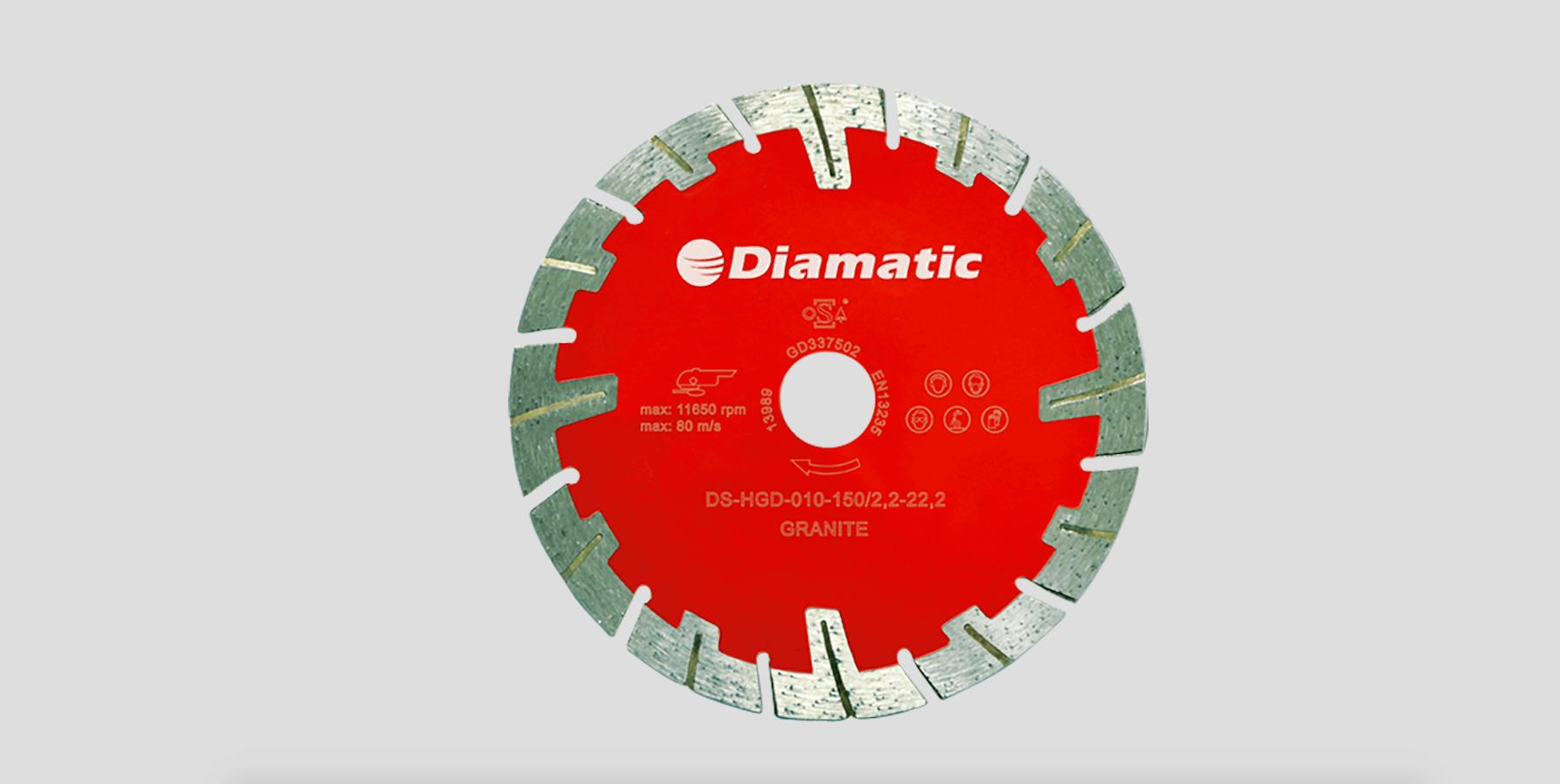 Diamatic Diamantzaagblad